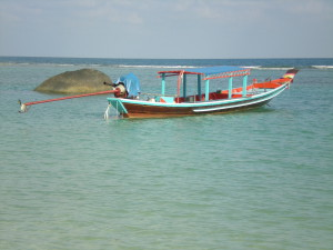 Longtailboat-Thailand