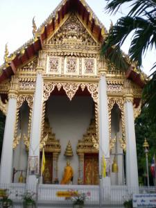 Bankok Tempel