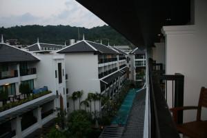 Centara Anda Dhevi resort och spa, balkong