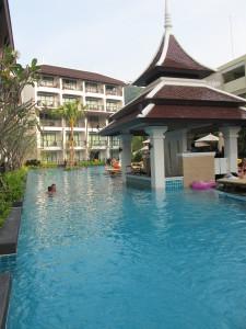 Centara Anda Dhevi resort och spa, pool
