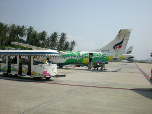 Koh Samui Flygplats
