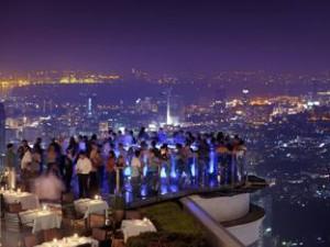 Lebua State Tower Hotel-Bangkok