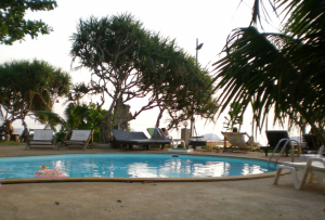 Nice beach resort, Koh Lanta-pool
