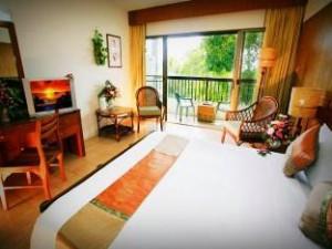 Patong Lodge Hotel, rum