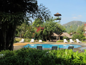 Phitarom PP Resort, Pool