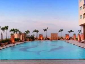 Prince Palace Hotel, pool