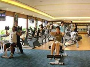 Prince Palace Hotel, gym
