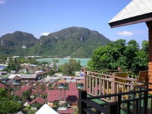 Phitarom PP Resort, utsikt