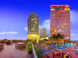 Prince Palace Hotel-Bangkok