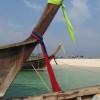 Långsvansbåtar-Thailand