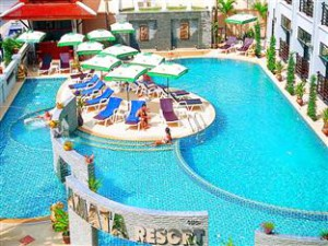 Amata resort, pool
