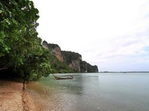 Railay Great View Resort and Spa, stranden